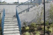 Ducon concrete stairs