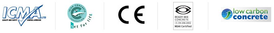 Ducon concrete clients and logos